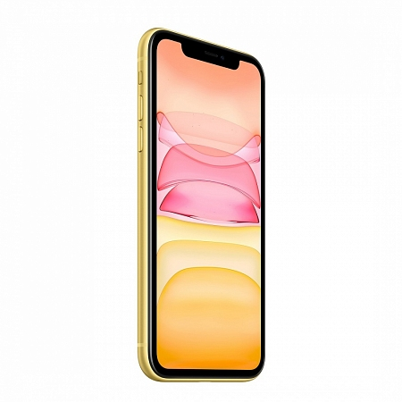 Смартфон Apple  iPhone 11 128 Gb жёлтый RU/A