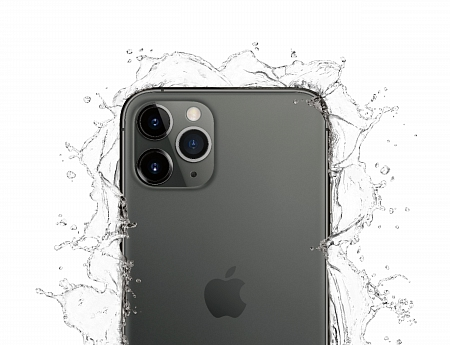 Смартфон Apple  iPhone 11 Pro Max 64Gb Серый Космос RU/A