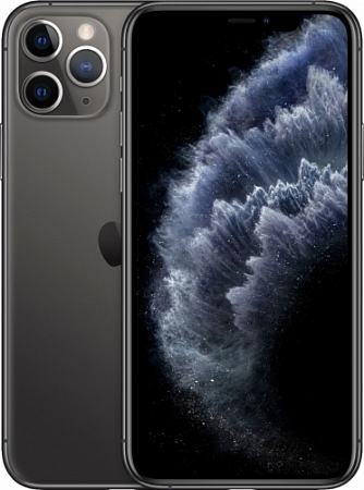 Смартфон Apple  iPhone 11 Pro 64Gb серый космос RU/A