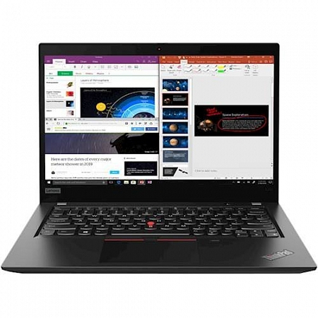 "Lenovo ThinkPad X395 AMD Ryzen 7 PRO 3700U 2300MHz/13.3""/1920x1080/8GB/256GB SSD/DVD нет/AMD Radeon Vega 10/Wi-Fi/Bluetooth/Windows 10 Pro"
