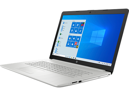 "Ноутбук HP 17-ca2097nr (AMD Ryzen 3 3250U 2600Mhz/17.3""/1920x1080/8Gb/128Gb SSD + 1Tb HDD/AMD Radeon Graphics/Wi-Fi/Bluetooth/DVD-RW/Windows 10 Home)"