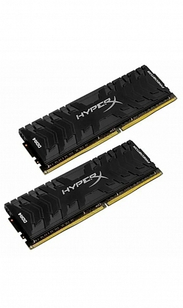 Оперативная память 32Gb DDR4 3200MHz Kingston HyperX Predator (HX432C16PB3K2/32) (2x16Gb KIT)