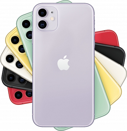 Смартфон Apple  iPhone 11 64Gb фиолетовый RU/A